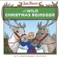 The Wild Christmas Reindeer (Hardcover)