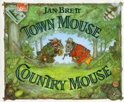 Town Mouse Country Mouse (Hardcover)