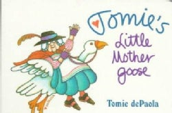 Tomie's Little Mother Goose (Board book)