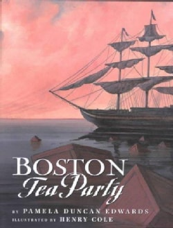 Boston Tea Party (Hardcover)