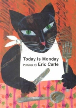 Today Is Monday (Board book)