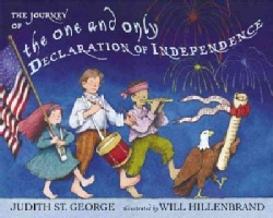 The Journey of The One And Only Declaration Of Independence (Hardcover)