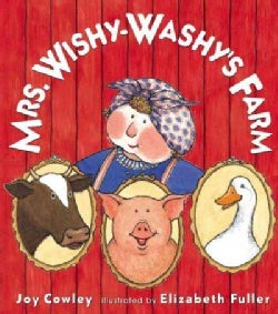 Mrs Wishy-Washys Farm (Hardcover)