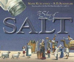 The Story of Salt (Hardcover)
