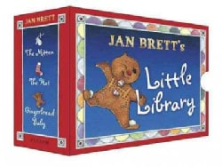 Jan Brett's Little Library (Hardcover)