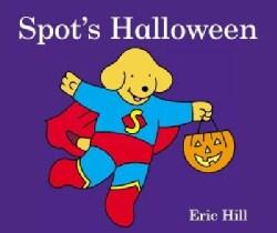 Spot's Halloween (Board book)