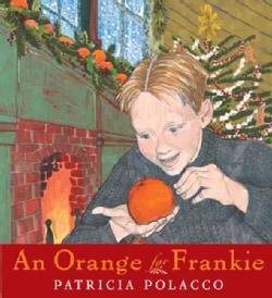 An Orange for Frankie (Hardcover)