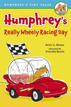 Humphrey's Really Wheely Racing Day (Hardcover)