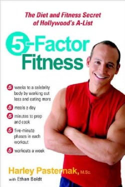 5-factor Fitness: The Diet And Fitness Secret of Hollywood's A-list (Paperback)