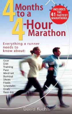 4 Months to a 4-hour Marathon (Paperback)