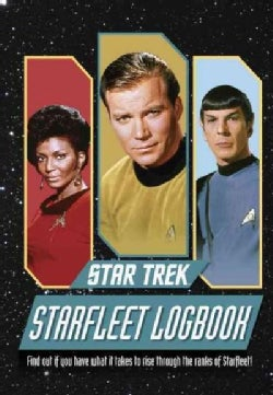Starfleet Logbook (Hardcover)
