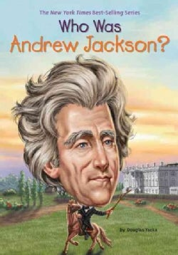 Who Was Andrew Jackson? (Paperback)