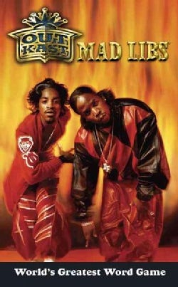 Outkast Mad Libs (Paperback)
