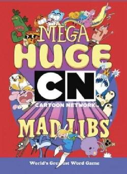 Mega Huge Cartoon Network Mad Libs (Paperback)