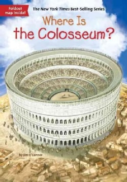 Where Is the Colosseum? (Paperback)