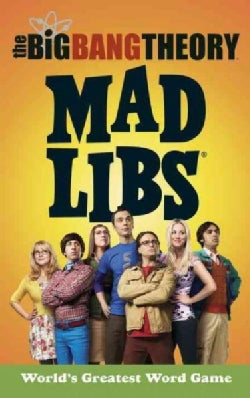 The Big Bang Theory Mad Libs (Paperback)
