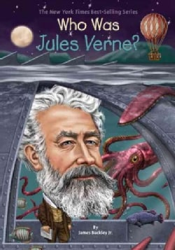 Who Was Jules Verne? (Hardcover)