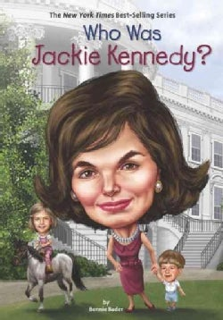 Who Was Jacqueline Kennedy? (Hardcover)