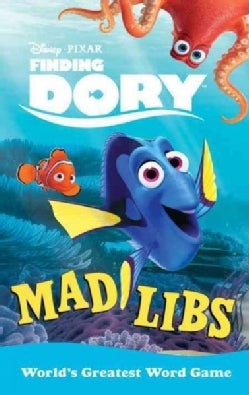 Finding Dory Mad Libs (Paperback)