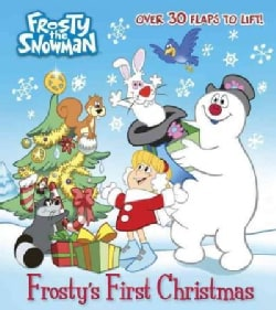 Frosty's First Christmas (Board book)