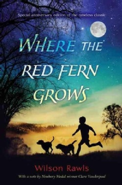 Where the Red Fern Grows (Hardcover)