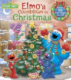 Elmo's Countdown to Christmas (Board book)