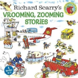 Richard Scarry's Vrooming, Zooming Stories (Paperback)