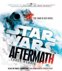 Aftermath: Journey to Star Wars: the Force Awakens (CD-Audio)