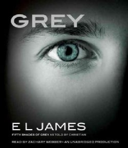 Grey: Fifty Shades of Grey As Told by Christian (CD-Audio)