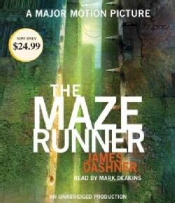 The Maze Runner (CD-Audio)