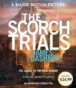 The Scorch Trials (CD-Audio)