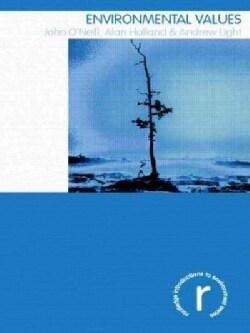 Environmental Values (Paperback)