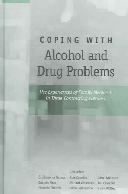 Coping With Alcohol And Drug Problems (Hardcover)