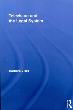 Television and the Legal System (Paperback)