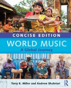 World Music: A Global Journey (Paperback)
