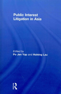 Public Interest Litigation in Asia (Paperback)