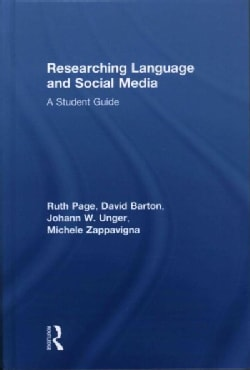 Researching Language and Social Media (Hardcover)
