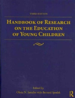 Handbook of Research on the Education of Young Children (Paperback)