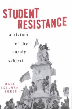 Student Resistance (Paperback)