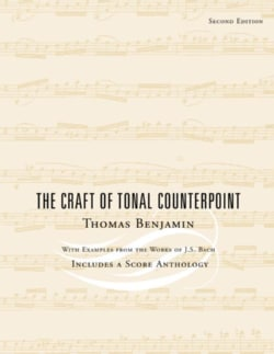 The Craft of Tonal Counterpoint (Paperback)
