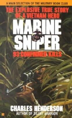 Marine Sniper: 93 Confirmed Kills (Paperback)