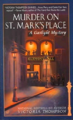 Murder on St. Mark's Place (Paperback)