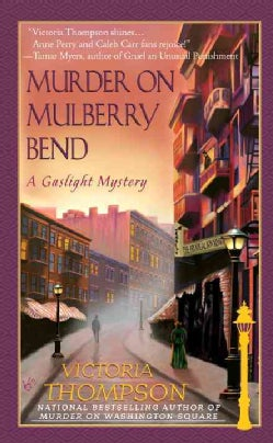 Murder on Mulberry Bend (Paperback)