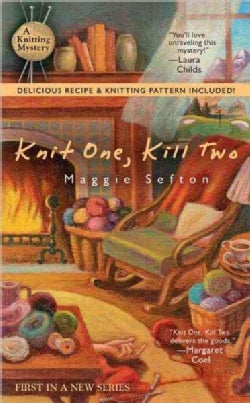 Knit One, Kill Two (Paperback)