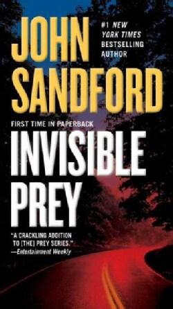 Invisible Prey (Paperback)