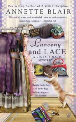 Larceny and Lace (Paperback)