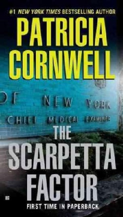 The Scarpetta Factor (Paperback)