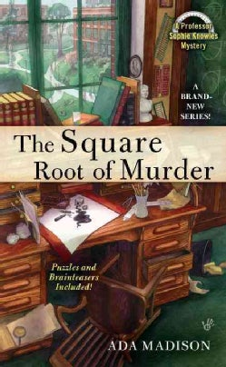The Square Root of Murder (Paperback)