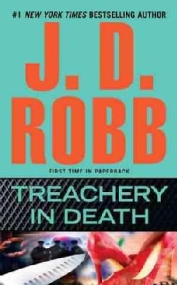 Treachery in Death (Paperback)