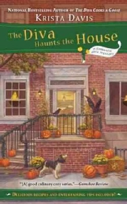 The Diva Haunts the House (Paperback)